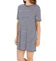 P-Jamas Marina Short Sleeve Gown 333705