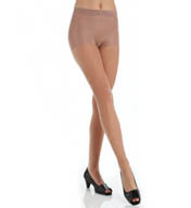 Calvin Klein Infinite Sheer Toeless Pantyhose with Control Top 419F