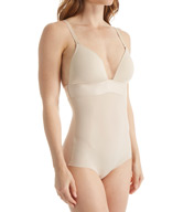 Maidenform Endlessly Smooth Plunge Bodybriefer DM1008