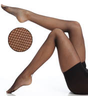 SPANX Uptown Tight-End Tights - Micro Fishnet 963